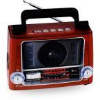 راديو قديم مزود ببلوتوث ومدخل بطاقة ذاكرة اس دي، يو اس بي يو اكس DLC-32215B