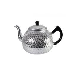 ابريق شاي شاهي تايلندي بيد اسود مقاس 15سم