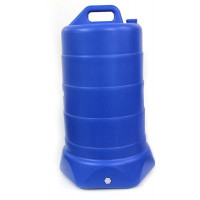 خزان ماء كبير ازرق 176 لتر