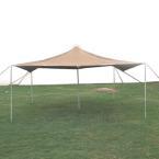 مظلة الصمان مقاومة للمياة  ( قطن ) 5×4.3 متر
