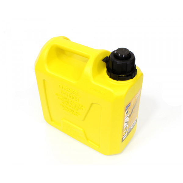 جالون وقود , اصفر