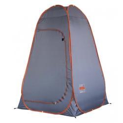 القاضي خيمة الراحة حمام متنقل 1.90 x 1.15 x 1.15 x متر رمادي برتقالي