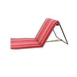مسند ظهر كرسي ظهر كرسي رحلات قابل للطي احمر