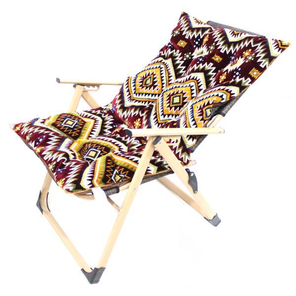 كرسي فاخر كبير 3 درجات للظهر لون رمادي جوهرة الراية