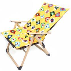 كرسي فاخر كبير 3 درجات للظهر لون 7 جوهرة الراية