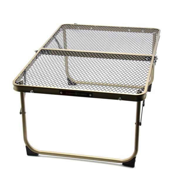 طاولة المنيوم شبك م٦٠ × ٤٠