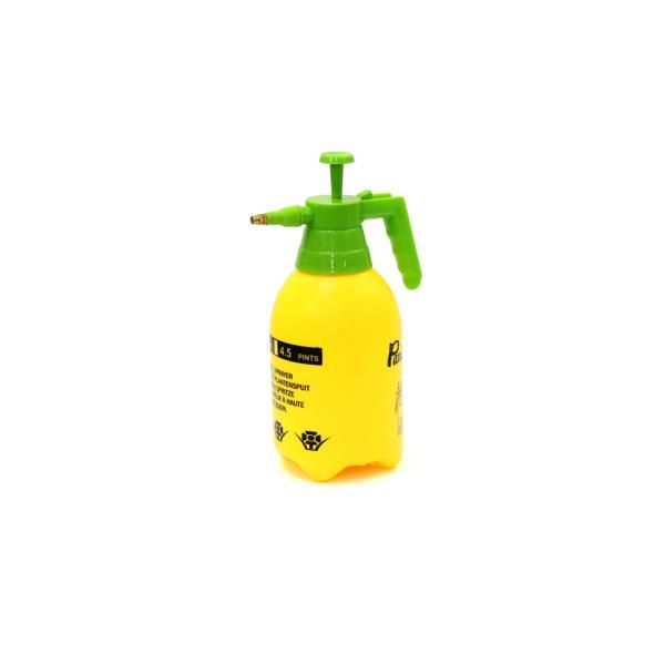 مضخة رش الماء والمبيدات يدوية بالضغط