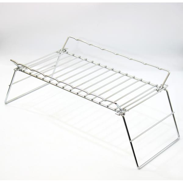 كرسي نار مع قاعده اسياخ شوي  20 × 40 مستطيل