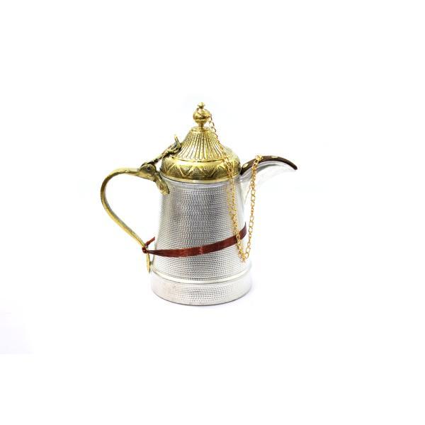مفواح قهوة ام حزام راس ذهبي مقاس 1