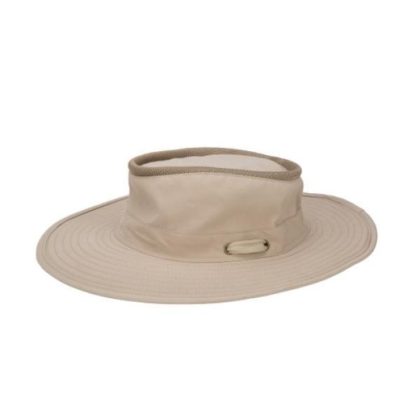 قبعة صياد دائري قماش بوليستر كاكي فاتح السنيدي C055/SNCL-0004