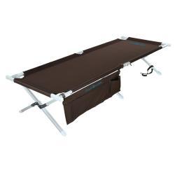 سرير نوم مخيمات مطور المنيوم السنيدي 66 × 190 سم