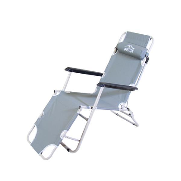 كرسي استرخاء رصاصي