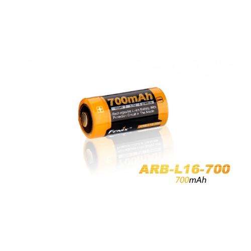 بطارية 16340 ARB-L16-700 من فينيكس