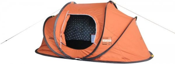 خيمة القاضي المبيت الشتوية صغير برتقالي 2.5 * 1.5 * 1.1 م