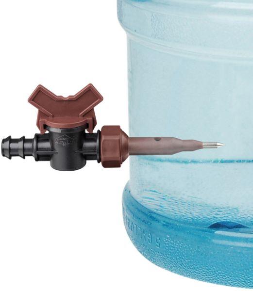 بزبوز قارورة ماء غرز بلاستيك ، WV2010/SNS-0017