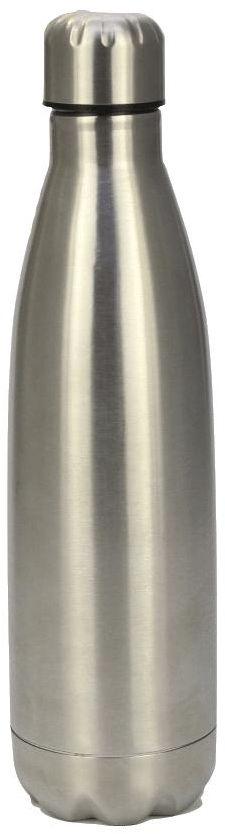 قارورة ماء عازلة ومصنوعة من ستانلس ستيل، 500 ملجم (نصف لتر)  صديقة للبيئة