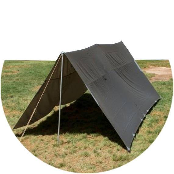 مظلة الصمان (بوليستر) 5×4.3 مقاومة للماء اربعة اعمدة