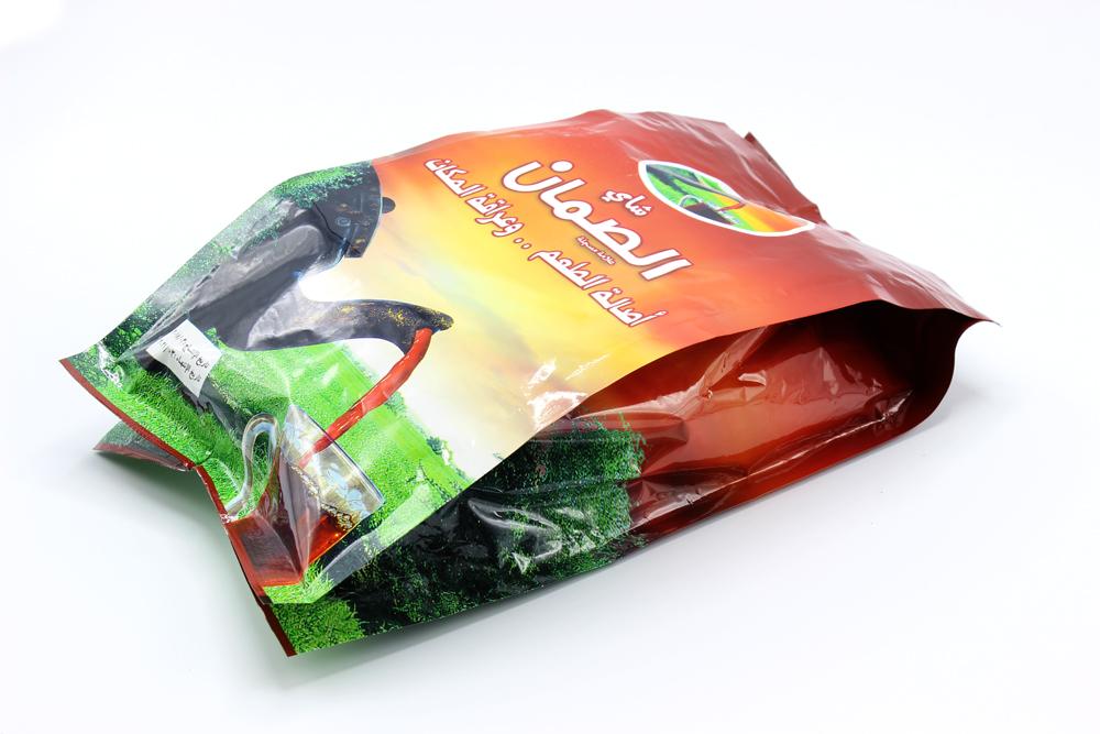 شاي الصمان الاصلي علاقي كيس 400 جرام