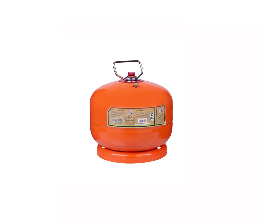 دبة غاز PKL ضد الانفجار 2 كيلو برتقالي