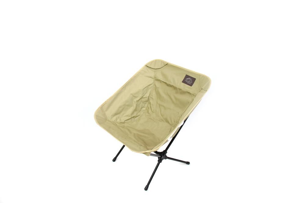 كرسي مخيمات قصير قابل للطي مع شنطه CAINZ