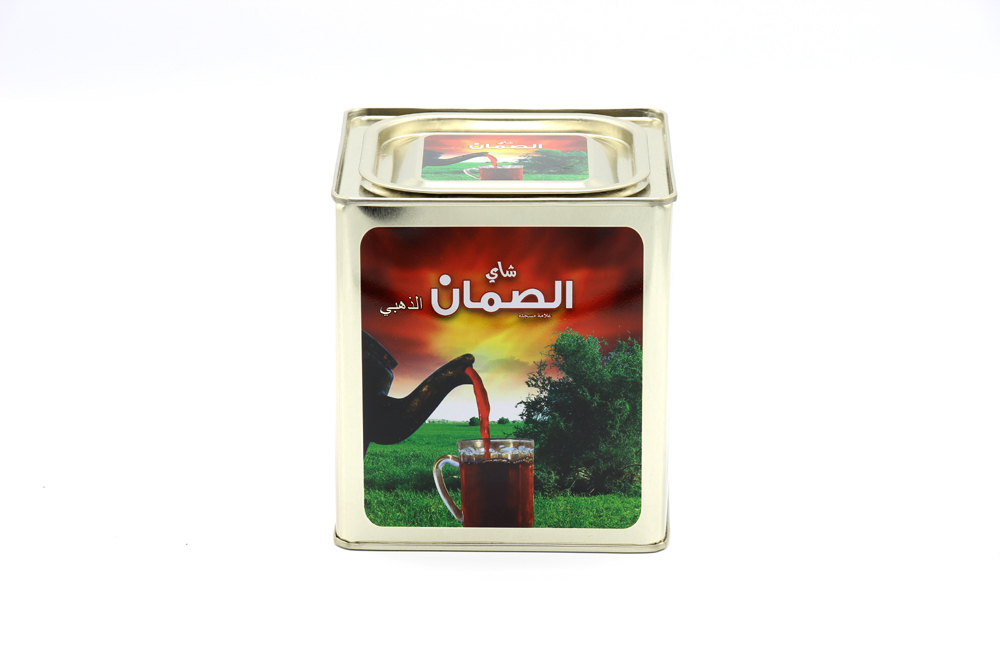 شاي الصمان الاصلي علبة مربع  360 جرام