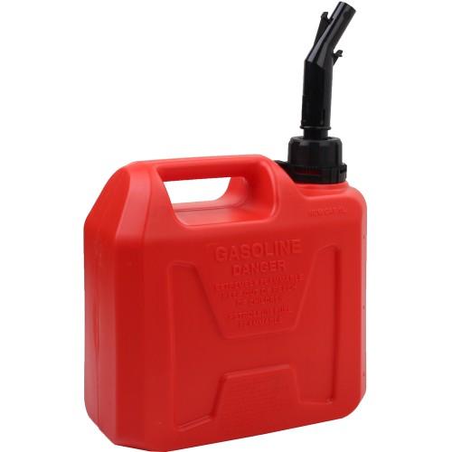 جركل بنزين بولي ايثيلين DPT احمر