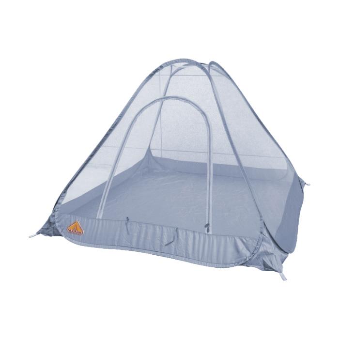 خيمة ناموسية لوزام البراري 200×200×130 موديل 507 رصاصي